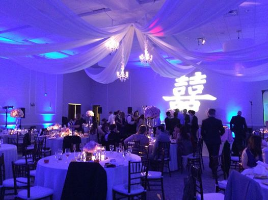 Draping & Lighting by Randy Ro Weddings